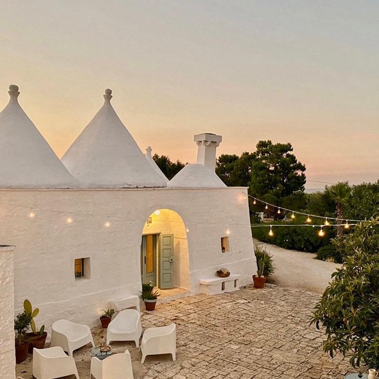 Retreat Location Abundance of Life in Puglia