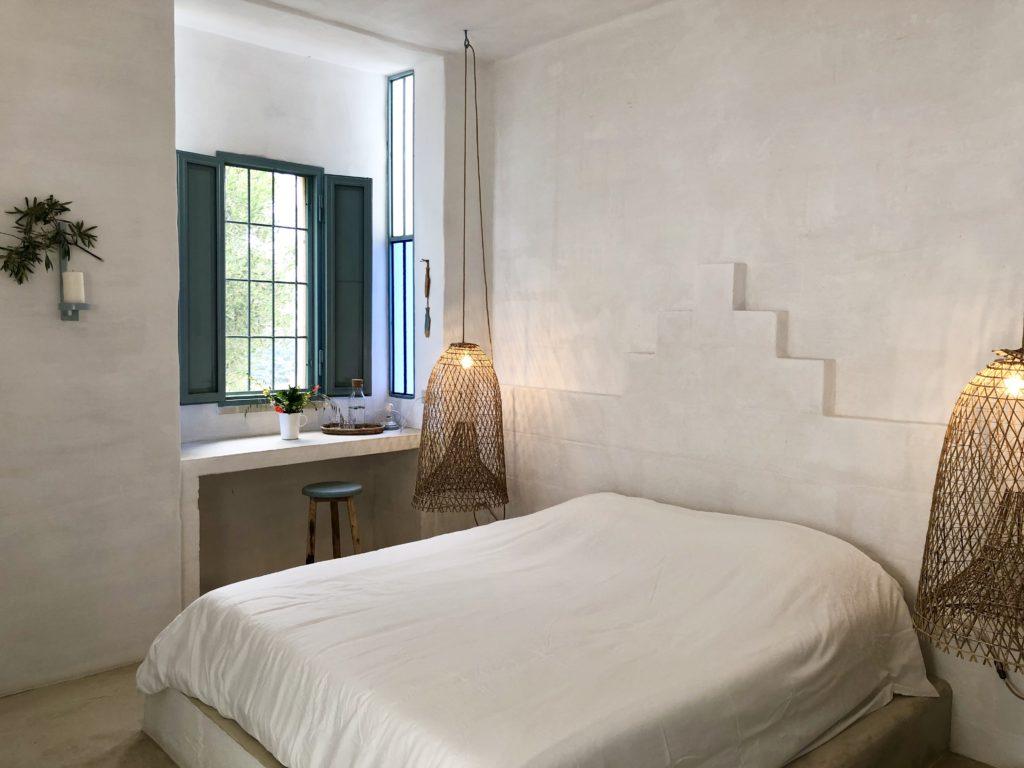 The Bedroom - Tramonto Suite